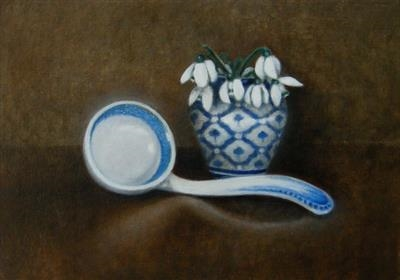 Snowdrops and Ladle
