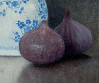 Figs and Ginger Jar