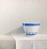 Cup by Linda Brill, Painting, Oil on canvas